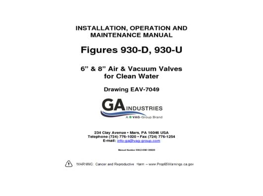 Figure 930-2 IOM 120220 (6-8in)