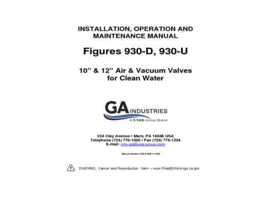 Figure 930-3 IOM 120320 (10-12in)